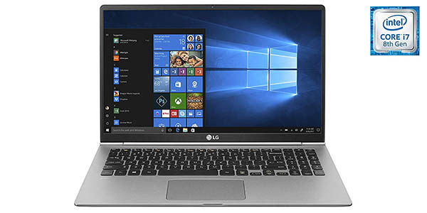 Portátil LG Gram 15Z980-B de 15,6