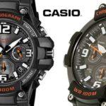 Comprar Reloj analógico Casio Collection MCW-100H-1AVEF para hombre barato en Amazon