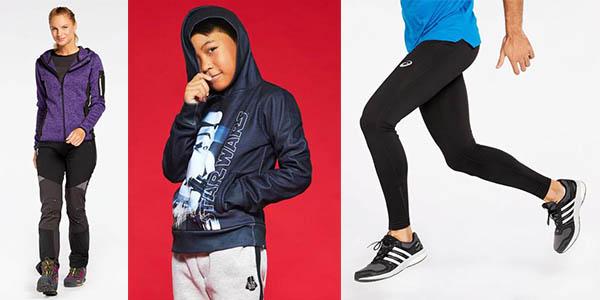 ropa, calzado y complementos de deporte con grandes descuentos Sprinter