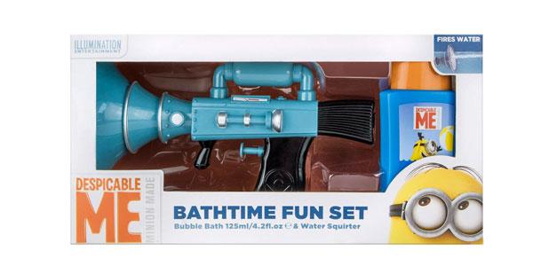 Comprar Set de baño Minions MIN2944 de dos piezas chollo en Amazon