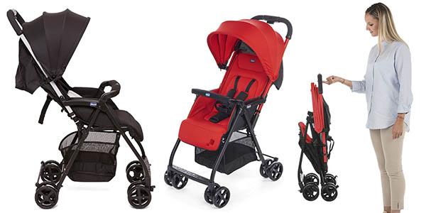 silla de paseo para bebés Chicco Ohlala ligera plegable en oferta