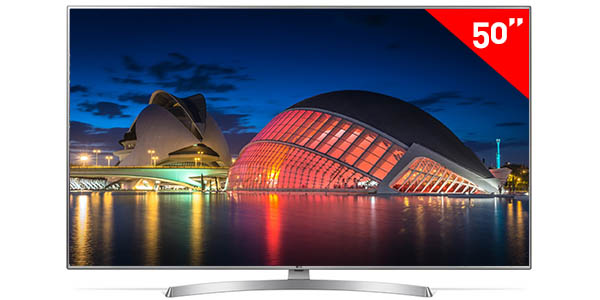 Smart TV LG 50UK6950 UHD 4K HDR de 50''