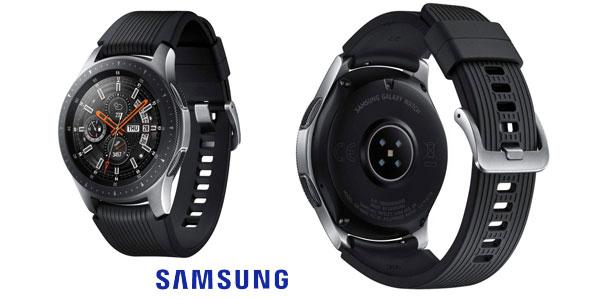 Smartwatch Samsung Galaxy Watch R800 46 mm Plata chollazo en eBay