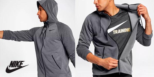 Sudadera Nike Dry-FIT Training con capucha para hombre barata