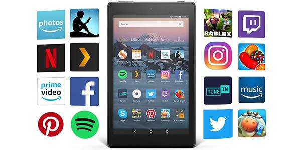 Tablet Fire HD 8 barata