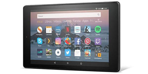 Tablet Fire HD 8 con Amazon Prime Video