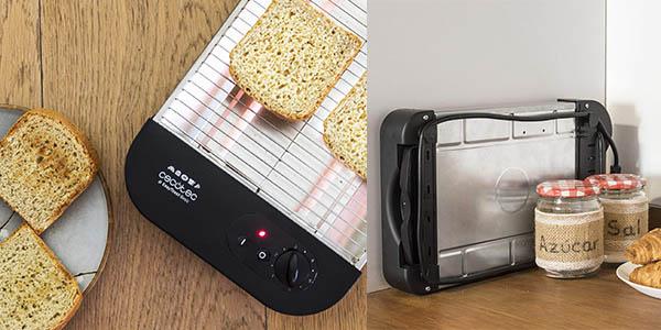 tostadora Cecotec Easy Toast Basic chollo