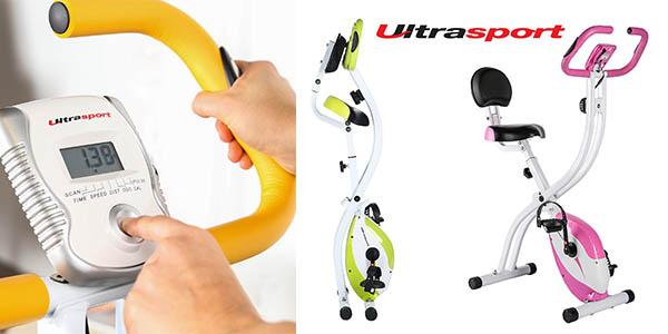 Ultrasport F-Bike 200B bicicleta estática barata