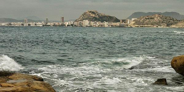 viaje corto a Alicante en tren low cost