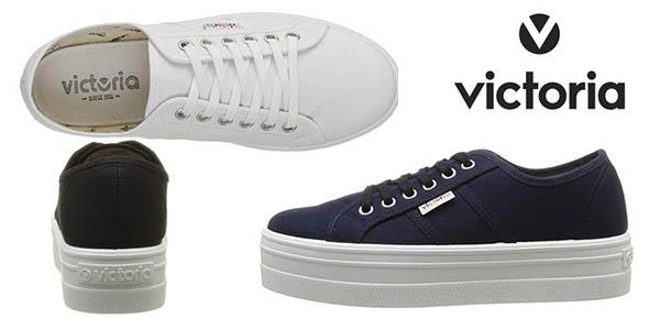 Victoria Blucher zapatillas casuales baratas