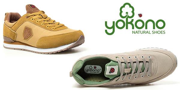 Yokono Urban 001 zapatillas casuales chollo