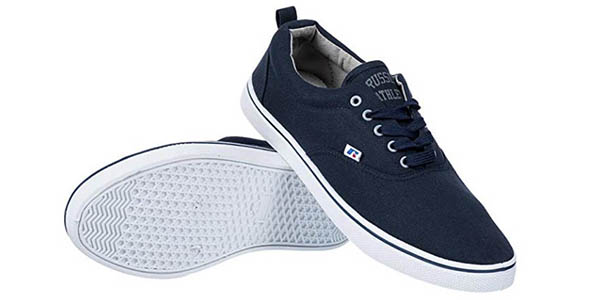 zapatillas de lona económicas Russell Athletic