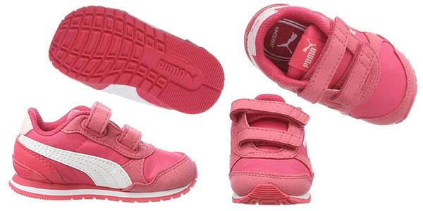 zapatillas para niños Puma St Runner V2 oferta