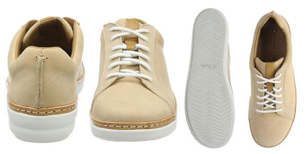 Zapatos Clarks Amberlee Rosa para mujer al mejor precio en Amazon