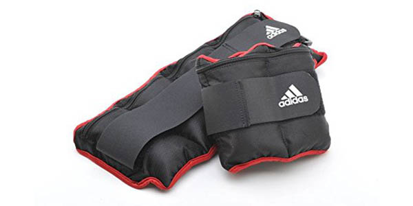 Adidas pesos de entrenamiento para tobillos chollo