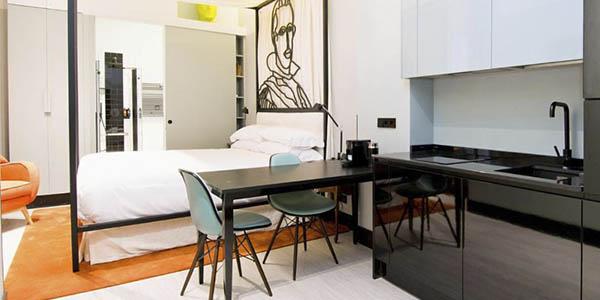 Amor Dios 17 hotel boutique Madrid chollo