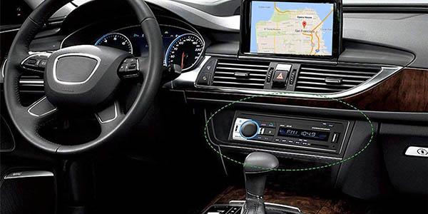 Autoradio Andven MP3 con Bluetooth barata