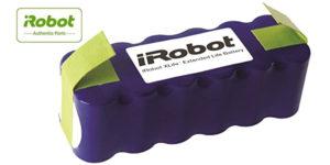 Batería iRobot Xlife para Roomba 600, 700, 800 con vida prolongada barata en Amazon