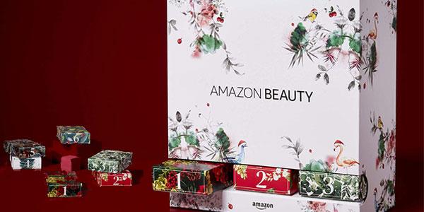Calendario de Adviento 2018 Amazon Beauty barato en Amazon