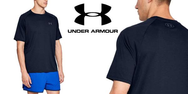 Camiseta Under Armour Tech 2.0 para hombre barata en Amazon