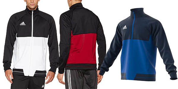 chaqueta de chándal Adidas Tirol17 PES oferta