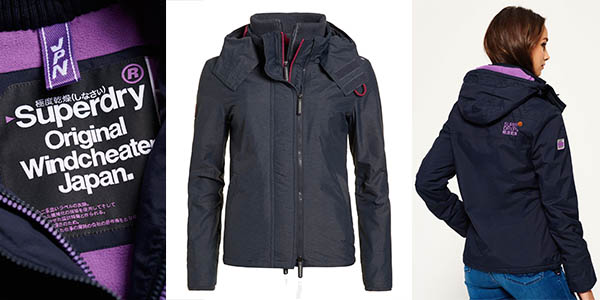 chaqueta impermeable Superdry Artic SD Windcheater oferta