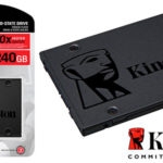 Chollo Disco SSD Kingston A400 de 240 GB