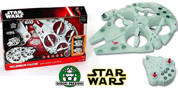 Chollo Dron Halcón Milenario de Star Wars