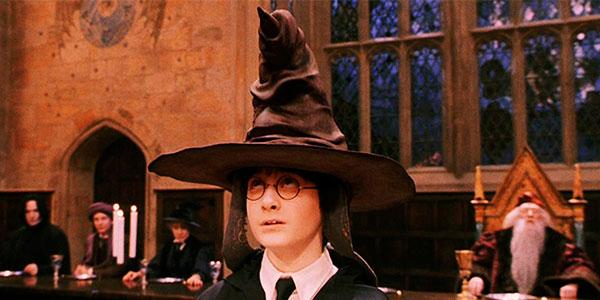 Chollo Mini sombrero seleccionador de Harry Potter