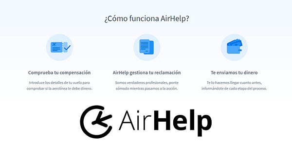 derechos de pasajeros por compensación con dinero en el retraso o cancelación de vuelos con AirHelp