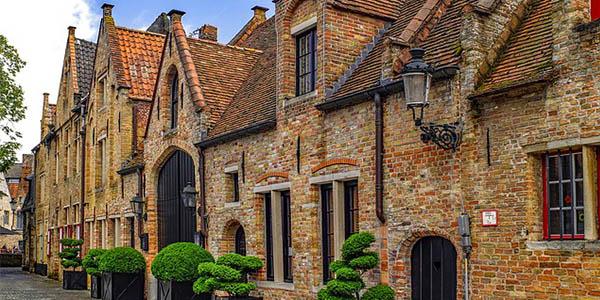 escapada a Brujas Bélgica oferta invierno