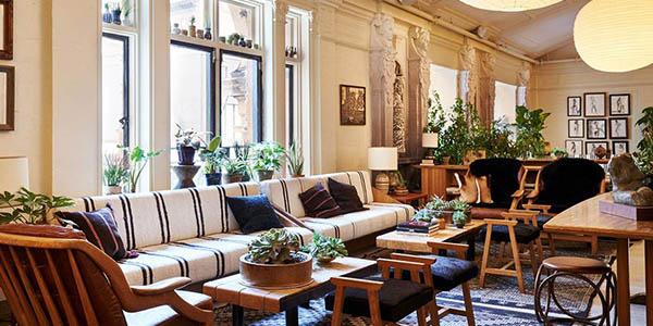 escapada con hotel de 4 estrellas oferta Nueva York otoño-invierno 2018