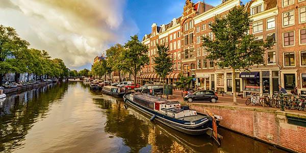 escapada low cost a Ámsterdam invierno 2018