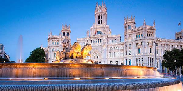 escapada a Madrid con entradas a El Rey León oferta octubre 2018