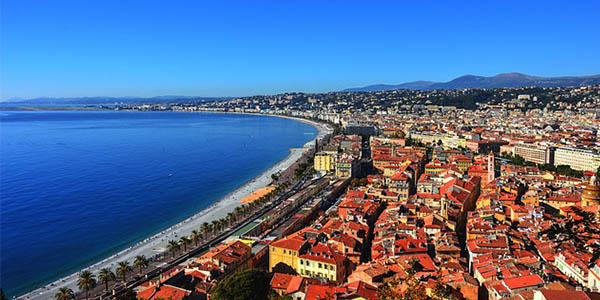 escapada a Niza barata septiembre 2018