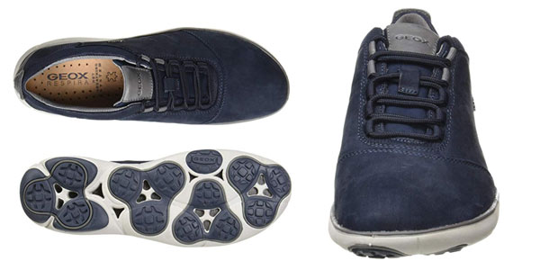 Chollo zapatillas Geox Nebula C en oferta en Amazon