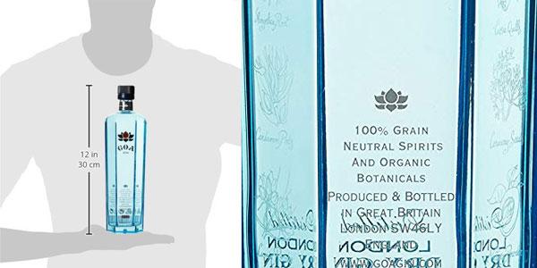 Ginebra Goa London Dry Gin de 70 cl chollo en Amazon