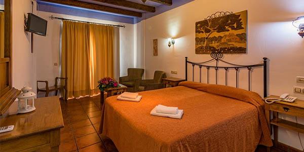 hotel con spa relación calidad-precio genial en Nerja Andalucía