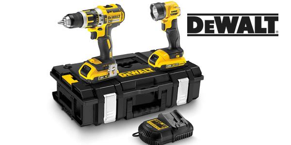 Juego de herramientas DeWalt DCK252D2-QW barato en Amazon