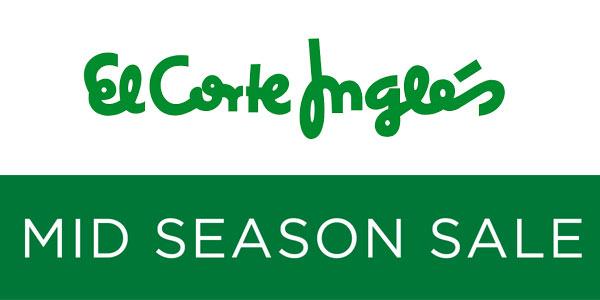El Corte Inglés Mid Season Sale