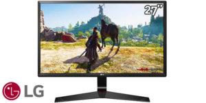 Monitor gaming LG 27MP59G-P de 27'' Full HD