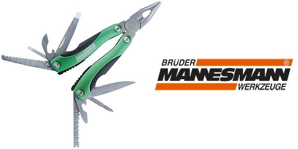 Herramienta multiusos Brueder Mannesmann Werkzeuge M10272