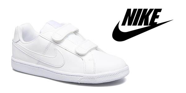 Nike Court Royale (PSV) zapatillas infantiles baratas