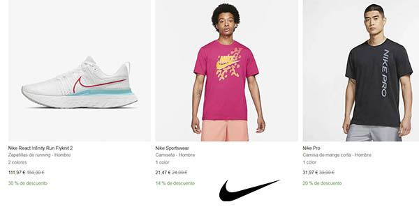 Nike rebajas verano 2021