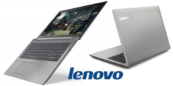Portátil Lenovo ideapad 330-15IKB de 15.6 chollo en Amazon