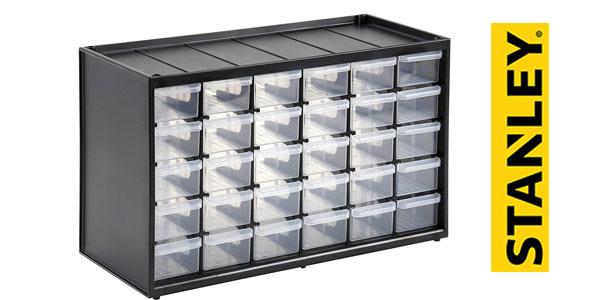 Organizador multiusos Stanley 1-93-980 con 30 cajones barato en Amazon
