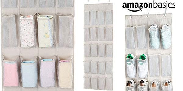 Chollo Organizador AmazonBasics para zapatos