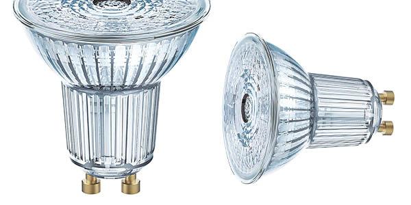 Osram LED GU10 pack de bombillas de bajo consumo chollo