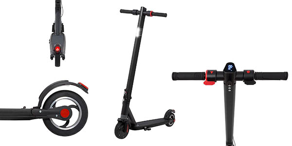 patinete eléctrico Scooter MS6 250W barato