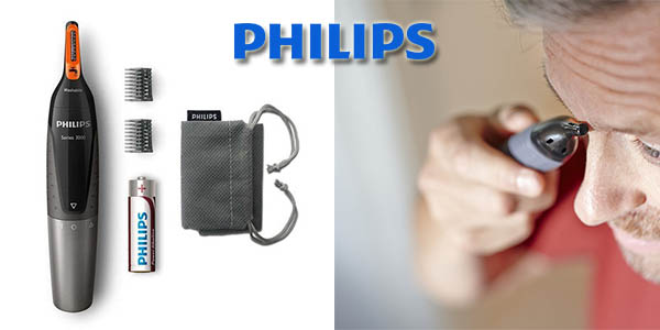 Philips NT3160/10 recortador de vello facial oferta